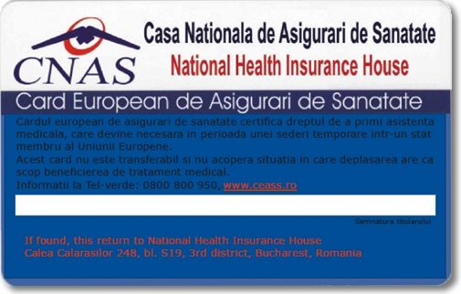 casa nationala asigurari sanatate